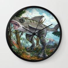 T-Shark Wall Clock