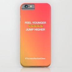 #TheJuiceYouCanChew Slim Case iPhone 6s