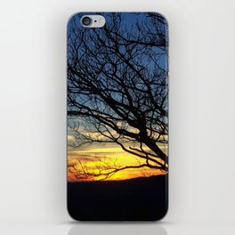 Shenandoah Sunset iPhone Skin