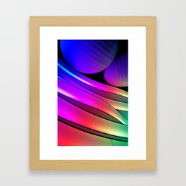 Mind Bending  Framed Art Print