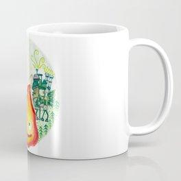 Howl's Moving Castle - Calcifer Coffee Mug