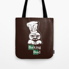 Baking Bad Tote Bag