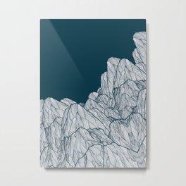 Rocks of nature Metal Print