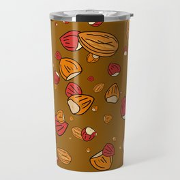 Nutty about Nuts Travel Mug
