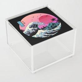 The Great Retro Wave Acrylic Box