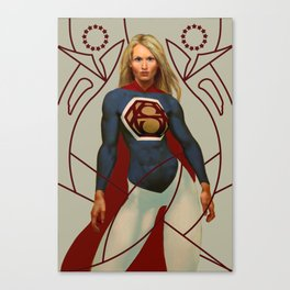 Angel of Union Canvas Print
