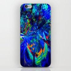 Blue Paradise iPhone & iPod Skin