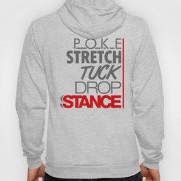 POKE STRETCH TUCK DROP STANCE v1 HQvector Hoody