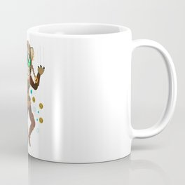 Khajiit on the Job Coffee Mug