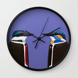 KF Meeting Wall Clock