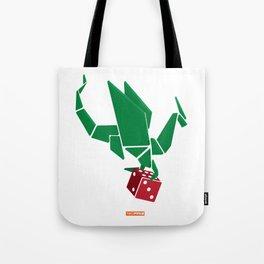 Dragon Dice Tote Bag