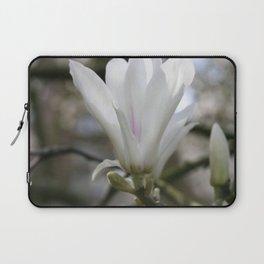 real magnolias Laptop Sleeve