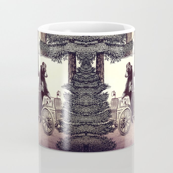 Two Gentlemen in the Forest Coffee Mug