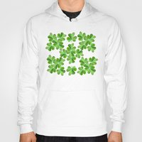 clover Hoodies featuring Clover Print by UMe Images