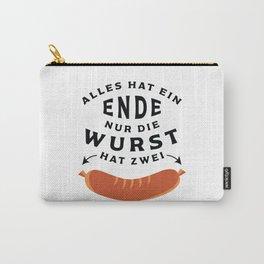 German Sausage Oktoberfest Carry-All Pouch
