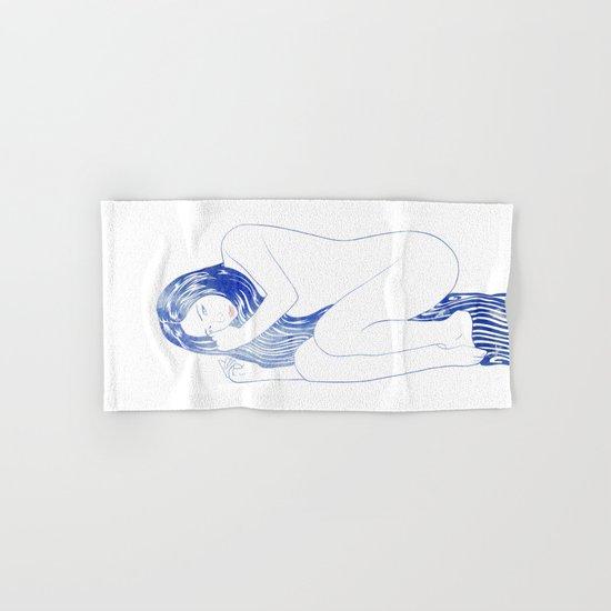Water Nymph LIX Hand & Bath Towel