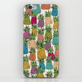 West Coast pineapples iPhone Skin
