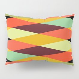 Geometric Pattern #28 (crisscross) Pillow Sham