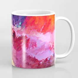 Sōtḗrios (Abstract 34) Coffee Mug
