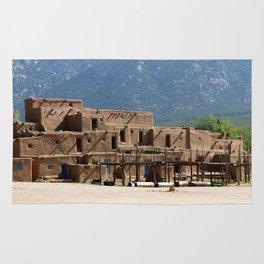 Taos Pueblo Rug
