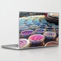 makeup Laptop & iPad Skins featuring makeup by Aliina Ross