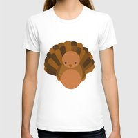 turkey T-shirts featuring Turkey by StephyLe