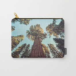 The Largest Tree in the World Carry-All Pouch