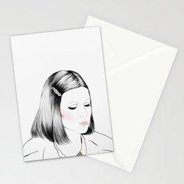 Gwyneth Paltrow (as Margot Tenenbaum) - Melancholia Serie Stationery Cards