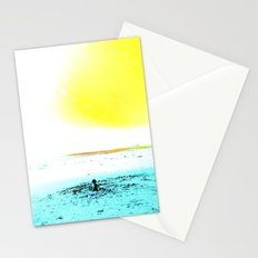 The World is your Sandbox Stationery Cards