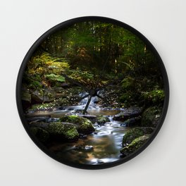 Reality lost Wall Clock