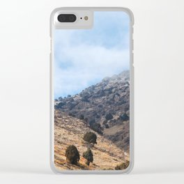Highcountry Clear iPhone Case