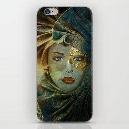 Masked iPhone Skin