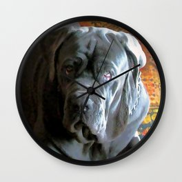 My dog Ovelix! Wall Clock