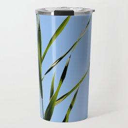 reed closeup Travel Mug