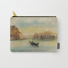 Early morning in Venice Carry-All Pouch