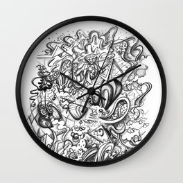 Endless Possibilities  Wall Clock