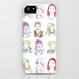 Cool Kids iPhone Case