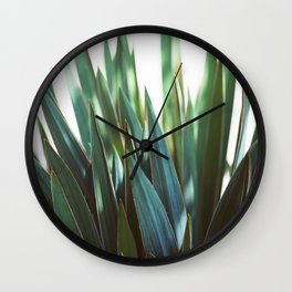 September Glow Wall Clock