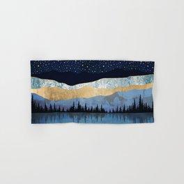 Midnight Lake Hand & Bath Towel