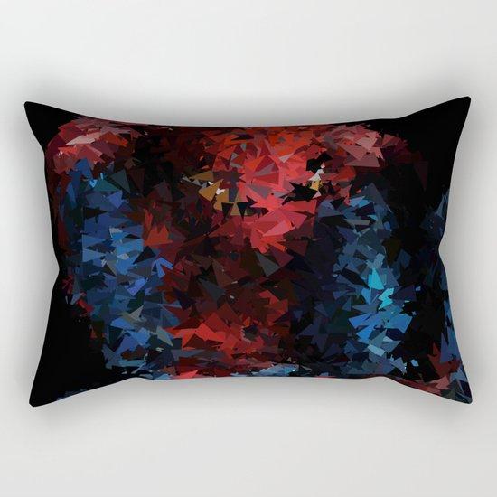 Super hero Rectangular Pillow