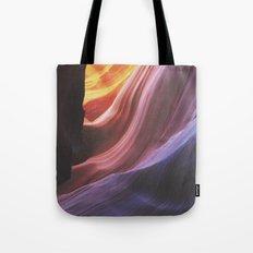 Antelope Canyon Tote Bag