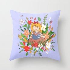 Sunnyside  Throw Pillow