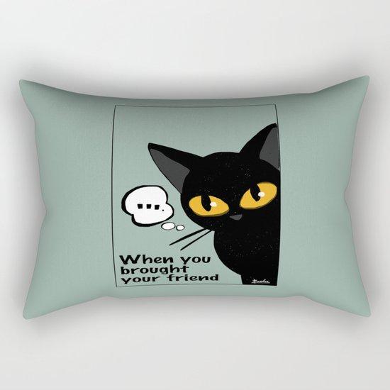 Vigilance Rectangular Pillow