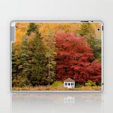 Autumn at the Summer House Laptop & iPad Skin