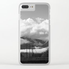 Overpass Clear iPhone Case