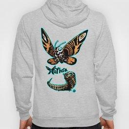 Mothra Kaiju Print FC Hoody