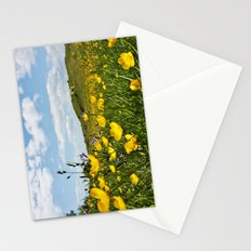 A bug's eye view Stationery Cards