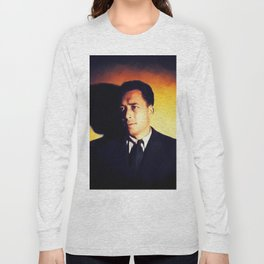 Albert Camus, Literary Legend Long Sleeve T-shirt
