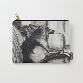 Couch nap Carry-All Pouch