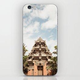 Ubud Royal Palace, Bali iPhone Skin